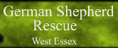 West Essex GSD Rescue
